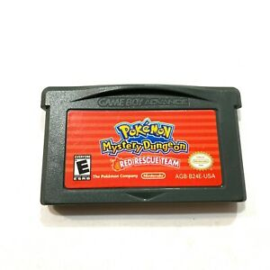 Pokemon-Mystery-Dungeon-Red-GameBoy-Advance-GBA-Game-Tested-Working-Authentic