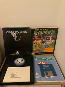 OH NO! MORE LEMMINGS COMMODORE AMIGA BY PSYGNOSIS COMPLETE 100% EXCELLENT