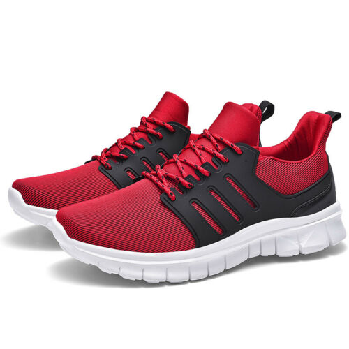 Men/'s Running Jogging Fitness Shoes Sport Casual Walking Athletic Sneakers New