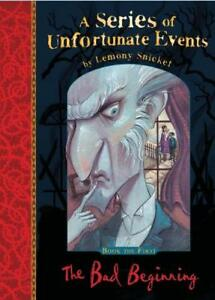 The-Bad-Beginning-Series-of-Unfortunate-Events-Snicket-Lemony-New
