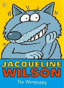 The-Werepuppy-Puffin-Books-By-Jacqueline-Wilson