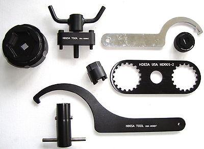 Ducati 748-916-996 Maintenance Tool Set HDESA USA Ducati Toolset  ( 8 Tools)