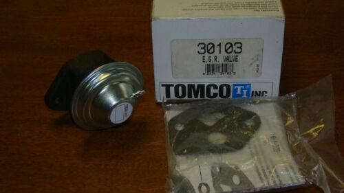 TOMCO 30103 EGR VALVE NOS