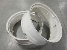2 Wheel Rims 11x28 For Oliver 1250 550 Super 55
