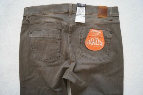 ZERRES 3025 TWIGY Jeans  Gr.34,36,38,40,42,44 Short Regular Stretch NEU