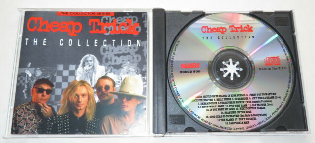 CD Cheap Trick - the collection 1991