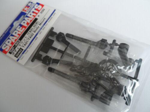 FF-01 Body Mount New Tamiya TA-01 TA-02 Posts Parts 50482 TA01//TA02//FF01