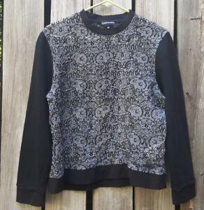 Nicopanda Grey Nicopanda Szm Sweater Black Black U5vqSwxH