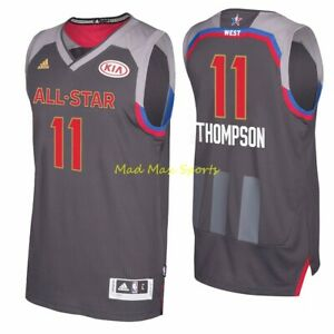 3a22767a7 Image is loading KLAY-THOMPSON-Golden-State-WARRIORS-2017-Adidas-ALL-
