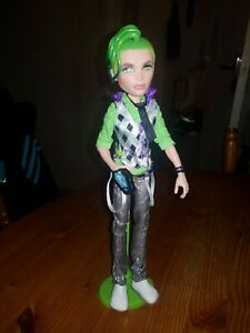 Monster-High-Deuce-Gorgon-Dawn-Of-The-Dance-Doll-Great-Condition-Rare-W8