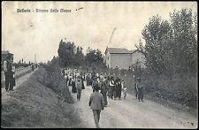 1910 - Bellaria - Ritorno dalla Messa