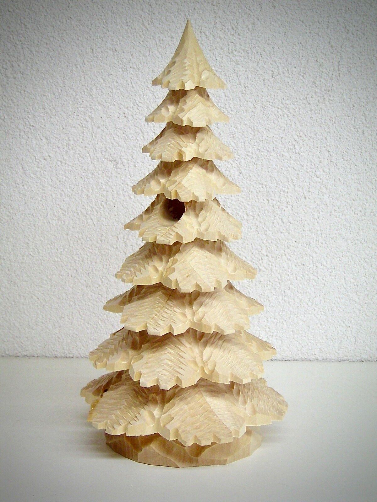 Tailleda FíSICO Fumador COMO árbol Fumador 24 CM Taille Erzgebirge 15073