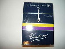 Vandoren Blättchen für Alto Es/Mib Klarinette St.3,5 10 Stück, neu