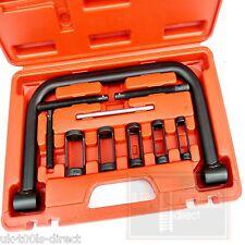 10pc Compresor De Muelles De Válvula Conjunto Universal Set Coches Motos