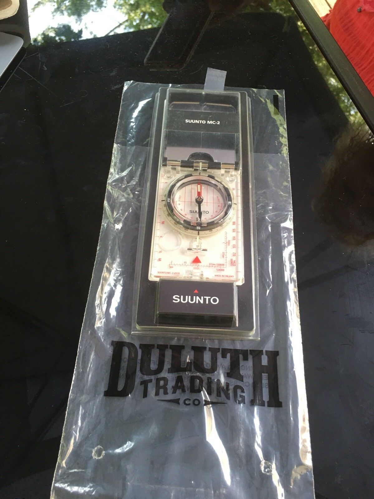 Duluth Trading Suunto  MC-2 NH USGS MIRROR COMPASS  a lot of concessions