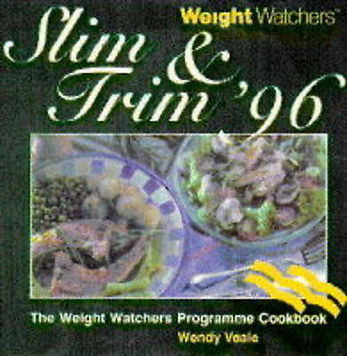 1 of 1 - Weight Watchers Slim and Trim II Cookbook, Veale, Wendy, Very Good Book