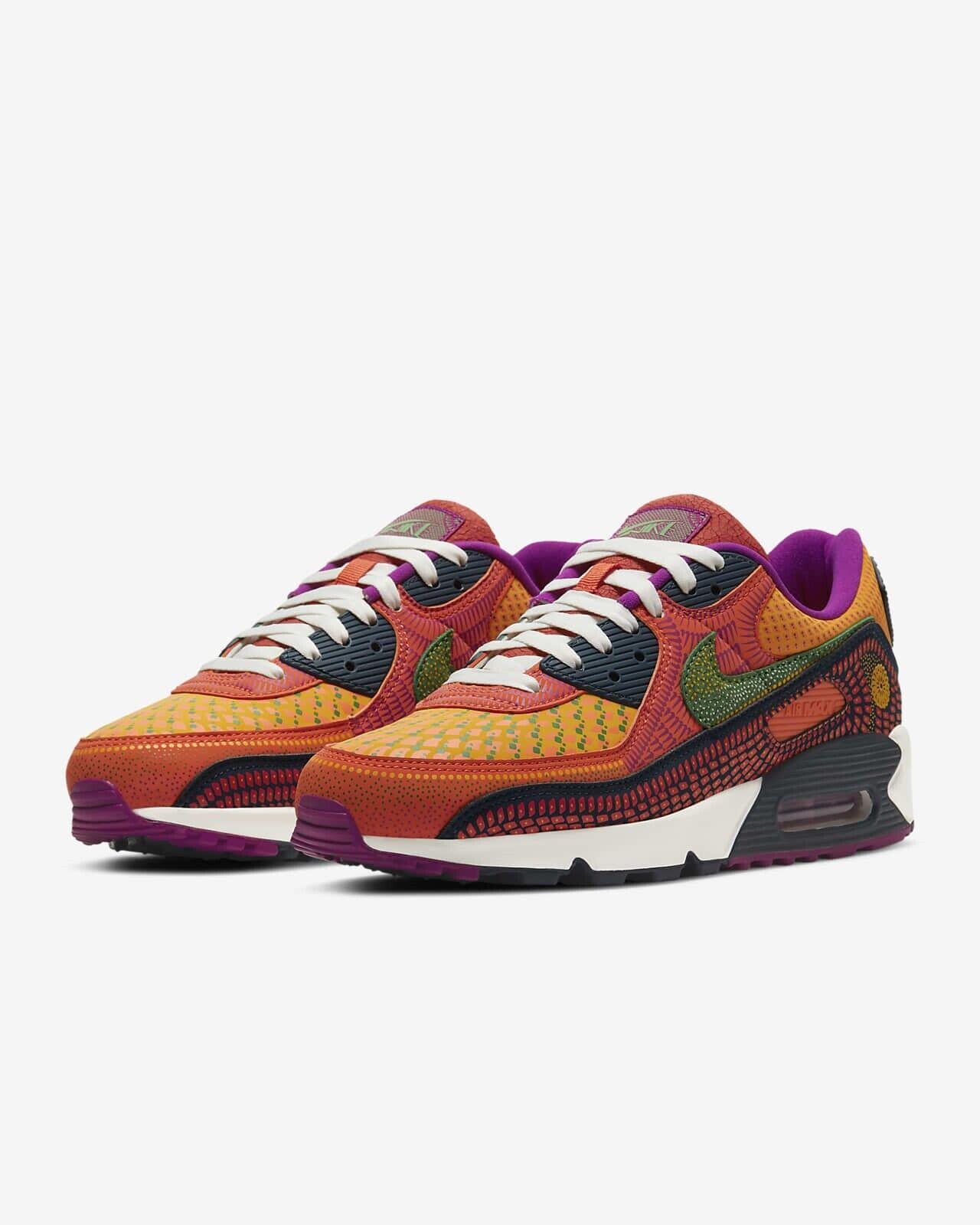 Size 9 - Nike Air Max 90 Día de Muertos 2020 for sale online   eBay
