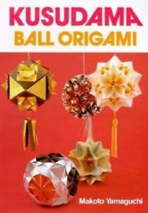 Kusudama-Ball-Origami
