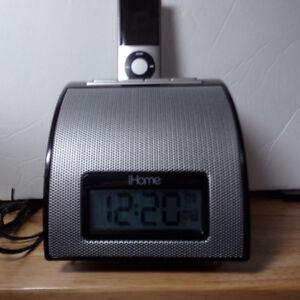 ihome ih11 alarm clock sound speaker power adapter black awesome rh ebay ca