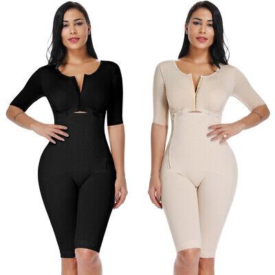 Fajas Colombianas Women Full Body Shaper Post Surgery Shapewear Slim Bodysuits
