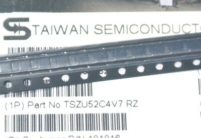 20PCS X MMSZ5227BS-7-F DIODES DIODE ZENER 3.6V 200MW SOD323