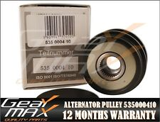 Alternator Pulley /535000410/ for VW Bora (1J2, 1J6), Passat (3B2, 3B5)