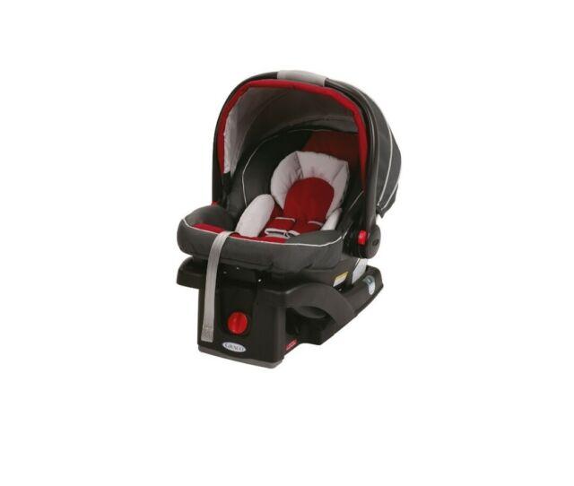 Graco SnugRide SnugLock 30 Gotham 2048585 Infant Car Seat - Gotham