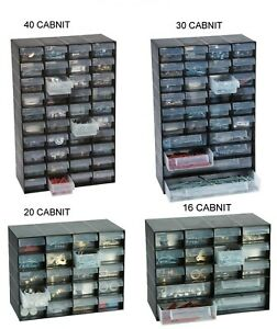 MULTI-DRAWER-STORAGE-CABINET-HOME-GARAGE-NAIL-SCREW-CRAFT-BITS-ORGANIZER-UNIT