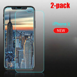 Apple-iPhone-X-Glas-tR-SLIM-Shockproof-Glass-Screen-Protector-2PK