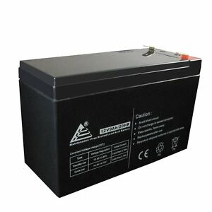 12v 9ah Battery For 12v Monster Trax Convertable Ride On