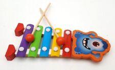 Jouet en Bois Xylophone, Instrument de Musique pour Enfants