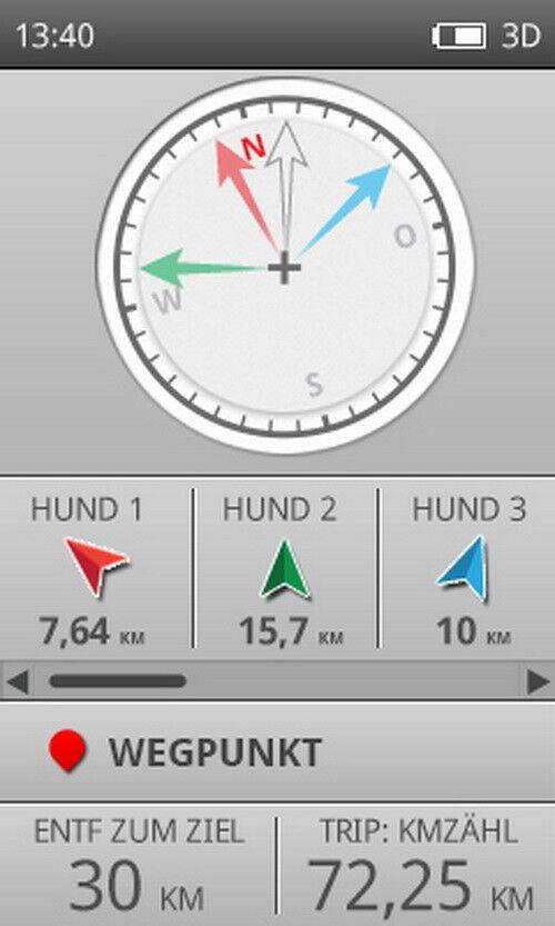 SportDOG TEK 2.0 GPS  ️ TRACKING SYSTEM  ️ ️ ️ Hundeortung bis 16 km 59a3ff