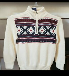 NWT-Boy/'s CHAPS Sweaters 4 5 6 7