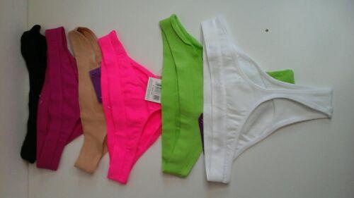 ladies thongs free size