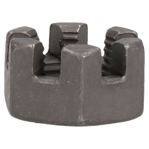 "5//8/"" UNF Slotted Castle Nut for Trailer Wheel Hubs Castellated Hub Bearing Nut"