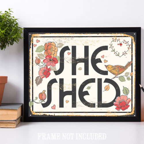 11x14 Unframed Typography Art Print Great Bedroom Decor//Lady Bathroom She Shed