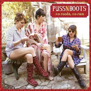 PUSS-N-BOOTS-NO-FOOLS-NO-FUN-CD-NEW