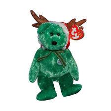 7b71be0deb3 2002 Holiday Teddy Bear Ty Beanie Baby Christmas MWMT Birthday December 20  2001