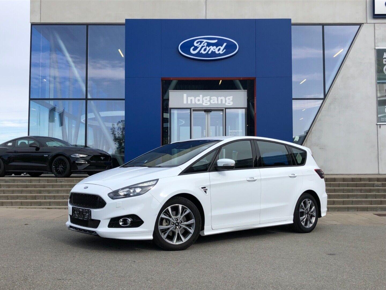 Ford S-MAX Billede 1