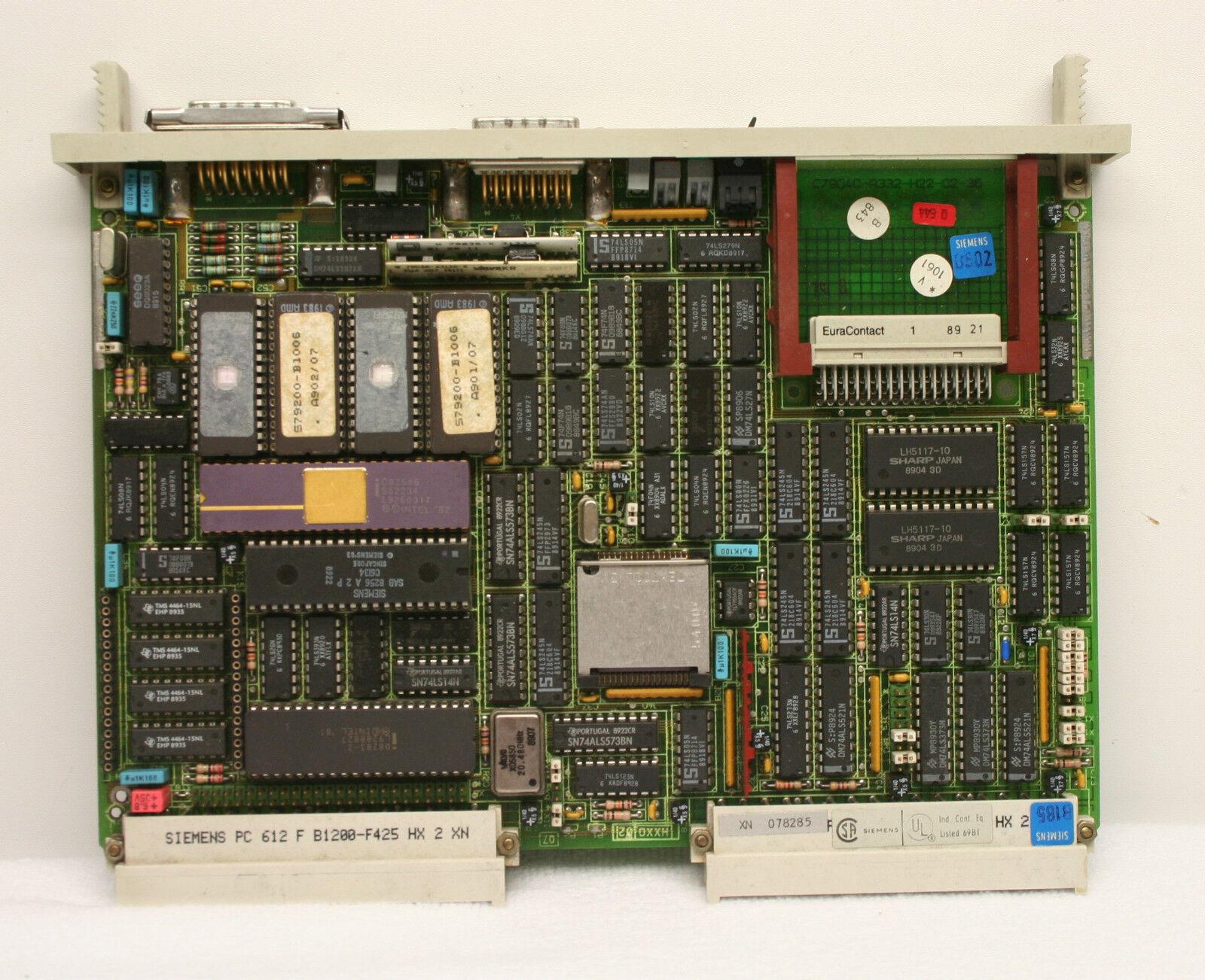 SIEMENS 6ES5535-3LB12 Simatic Communications Module XLNT