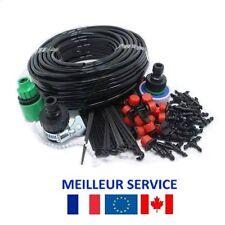 Micro système d'irrigation automatique - Auto arrosage Jardin - Kit avec tuyau