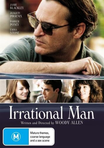 1 of 1 - Irrational Man (DVD, 2016)