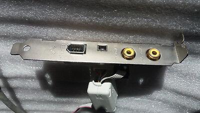 1.04 S/pdif In Firewire 400 Ieee1394 Kompetent Asus Spdif1394 Rev S/pdif Out Bracket Extrem Effizient In Der WäRmeerhaltung