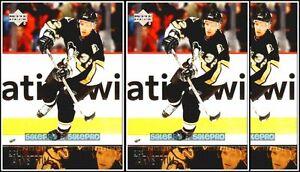 3x-UPPER-DECK-2003-DICK-TARNSTROM-NHL-PITTSBURGH-PENGUINS-154-MINT-CARDS-LOT
