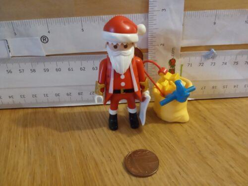 0B Playmobil New Spares Choice Horse Blanket Saddle Zement feed sack Santa