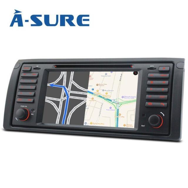 2018 Autoradio Für BMW E39 5er E53 X5 Mit DVD GPS Navi Navigation AUX RDS TV USB