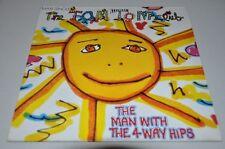 "The Tom Tom Club - The Man with the 4 way hips - 12"" Maxi Vinyl Schallplatte LP"