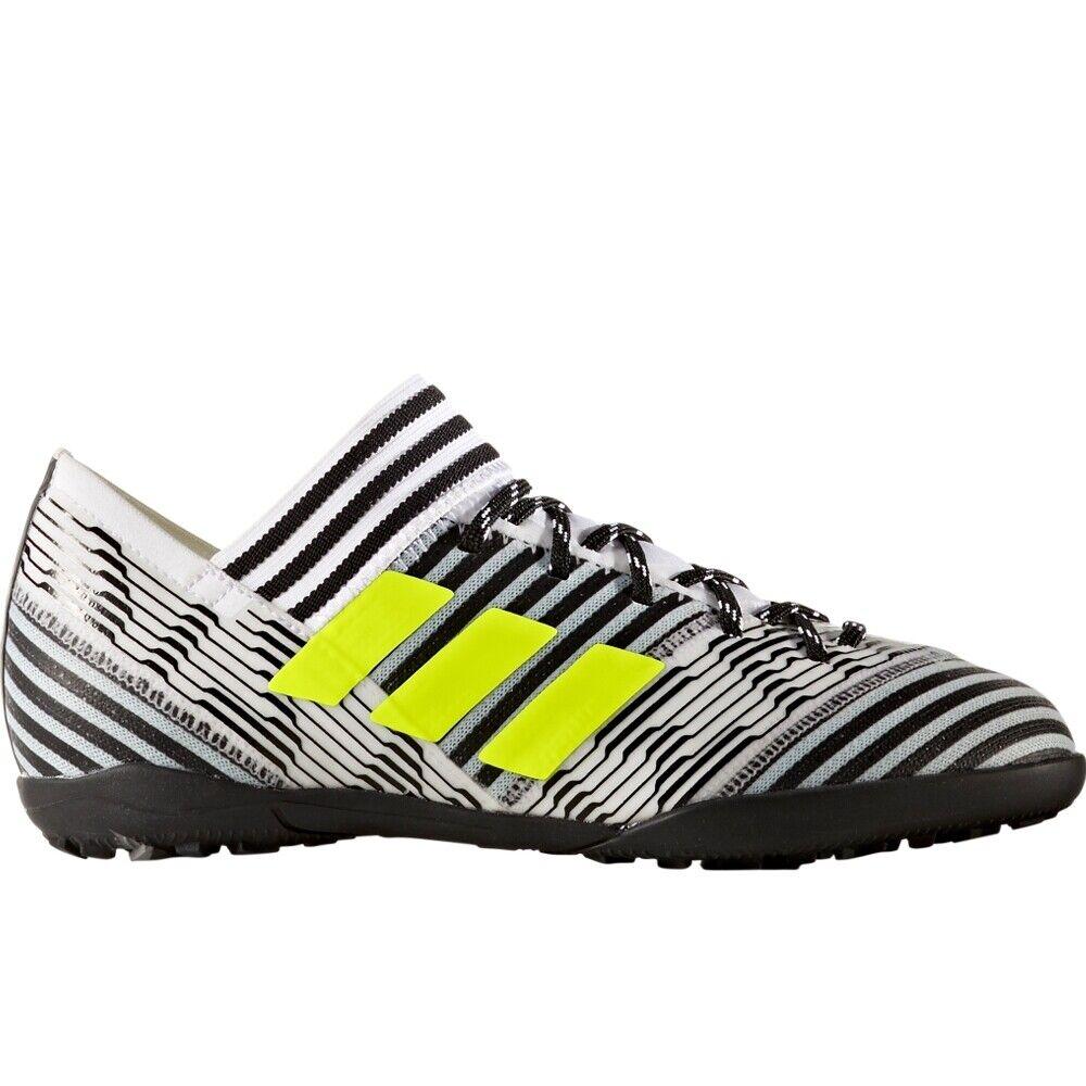 Adidas Nemeziz Tango 17.3 TF Junior Football Trainers (BY2471) Size 11.5 S962