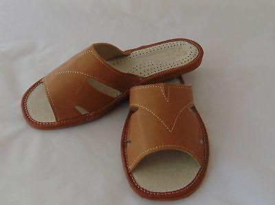 Zapatillas para hombre Cuero Real, Talla 12 *** genuino producto de la UE **