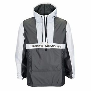 554a610653 Details about Under Armour 1313231 UA Pursuit Subsurface Windbreaker Men's  Basketball Jackets